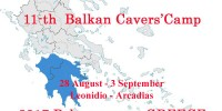 Balkan Cavers Camp - 2017